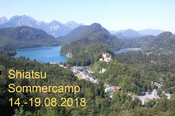 Shiatsu Sommercamp 14.-19.08.2018